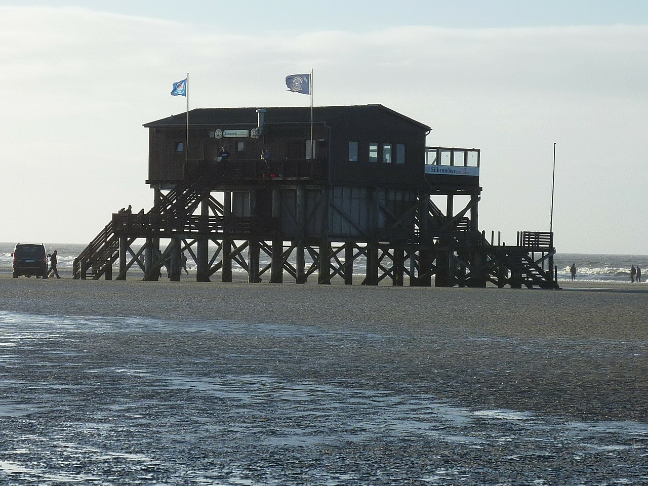 st peter obi watts wadden sea free photo