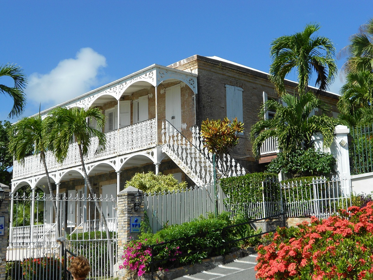 st thomas virgin islands villa free photo