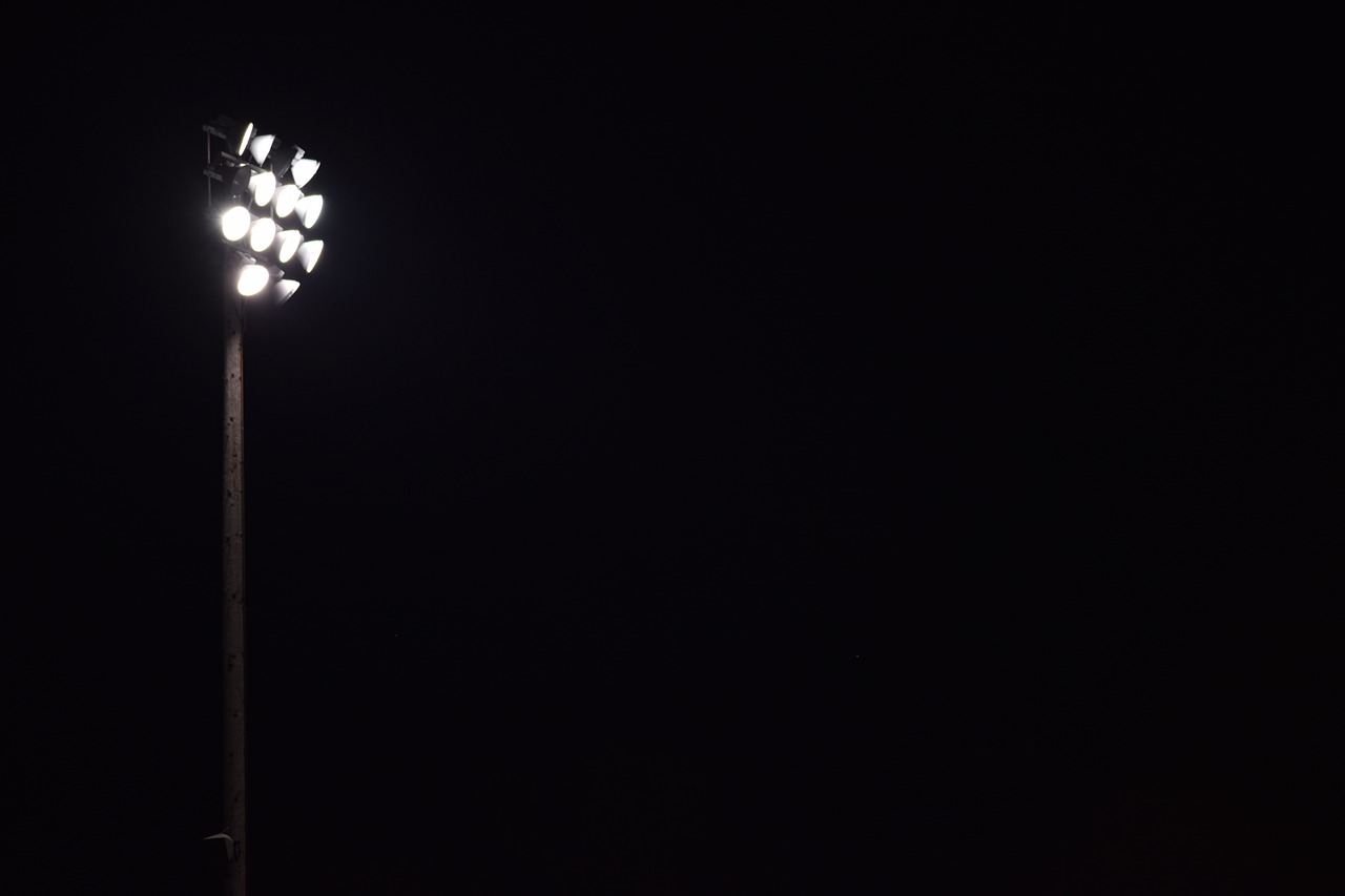 stadium lights sport free photo