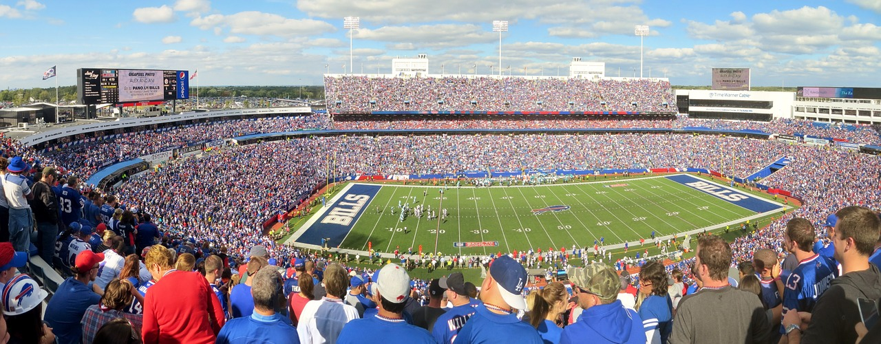 Stadium,nfl,football,buffalo,fans - american football league teams