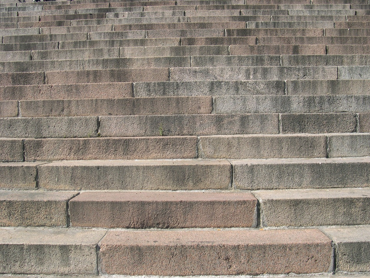 stairs gradually stone free photo