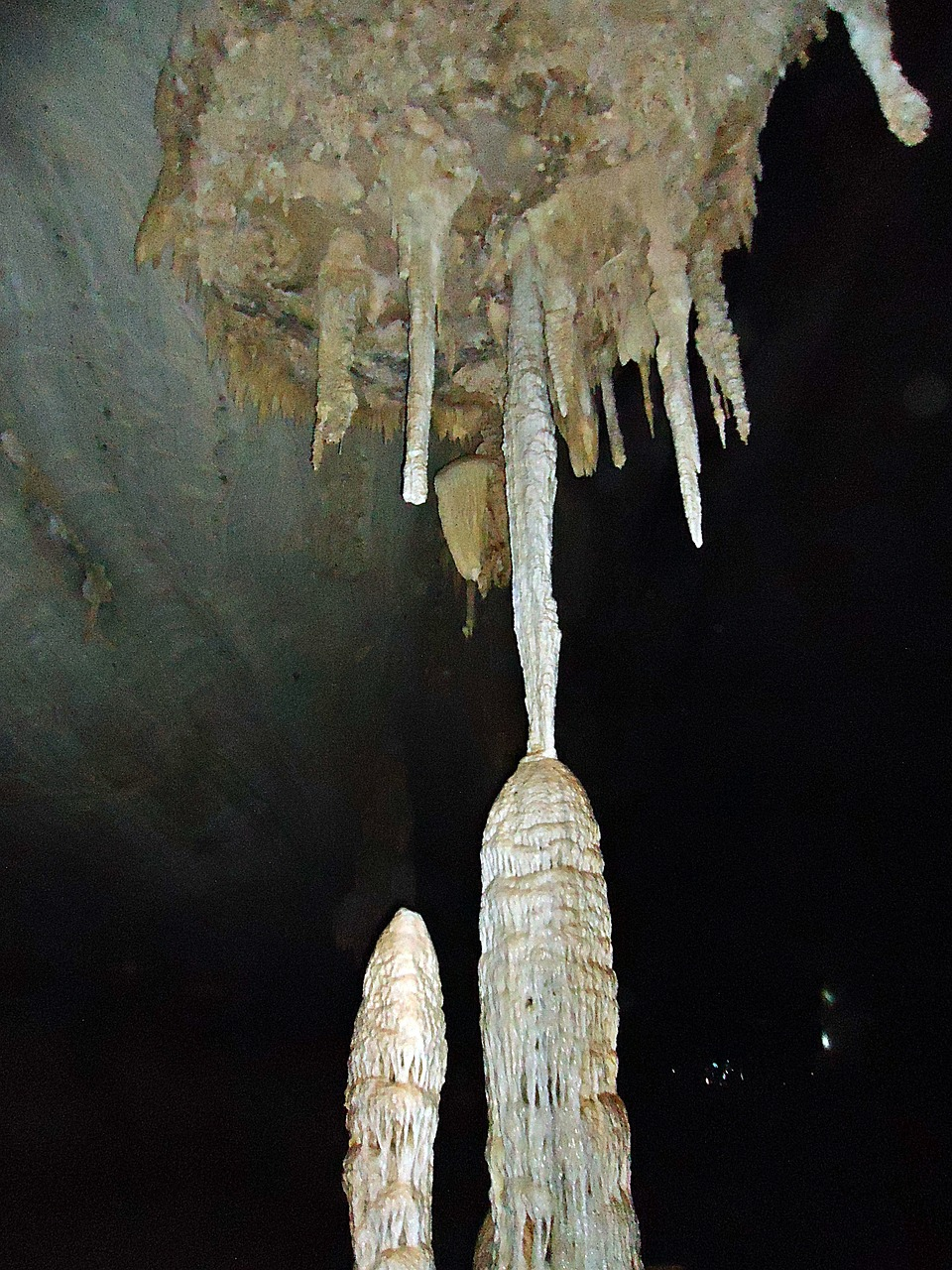 stalactites stalagmites nature free photo
