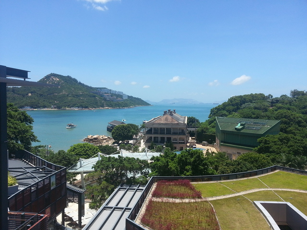 stanley hong kong sea view free photo