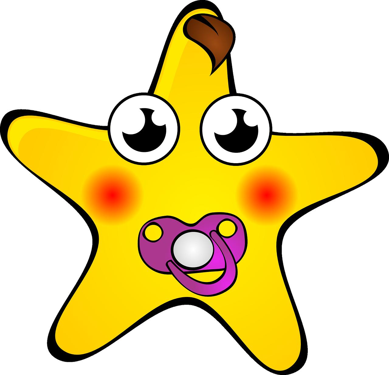 Картинка звездочки в глазах