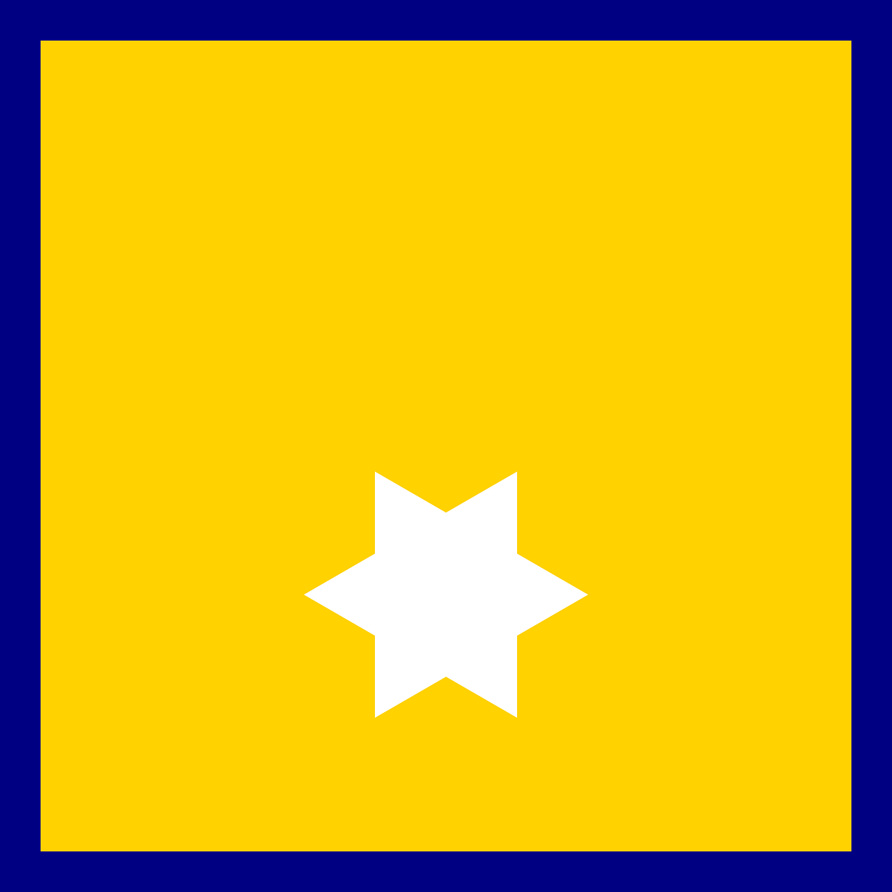 star flag yellow free photo