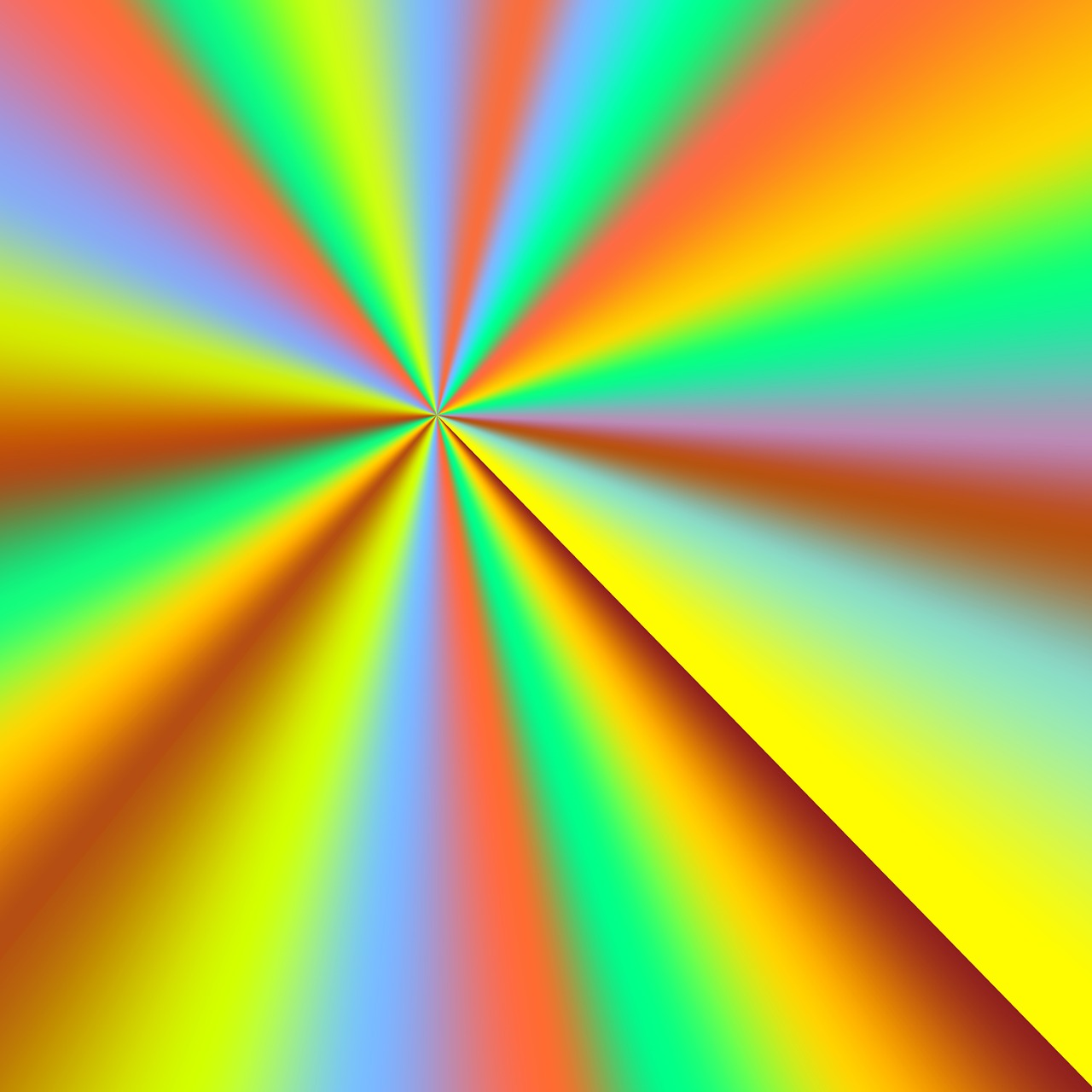 starburst colorful starburst background free picture