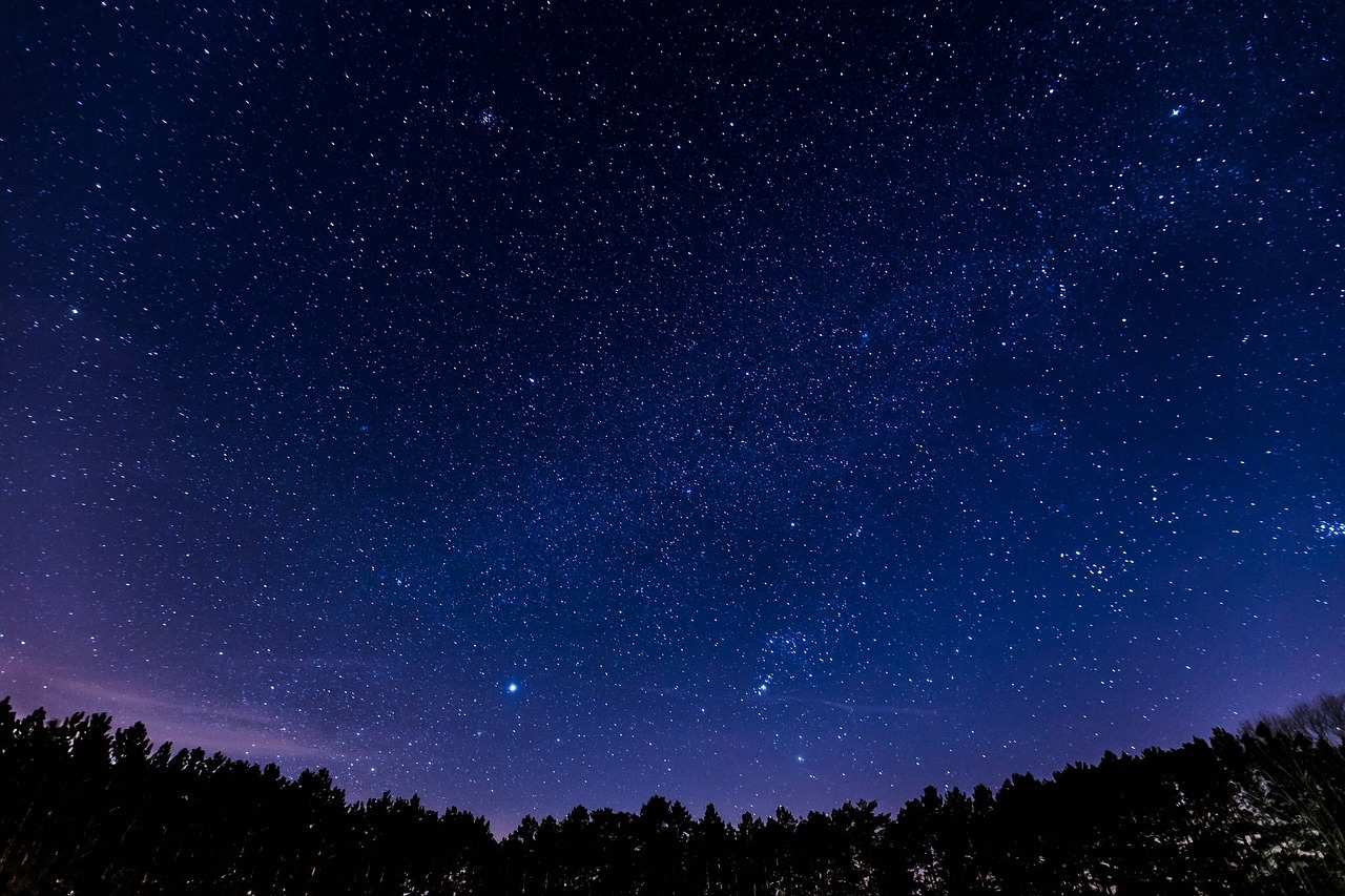 Stars,constellation,sky,night sky,astronomy - free image from ...