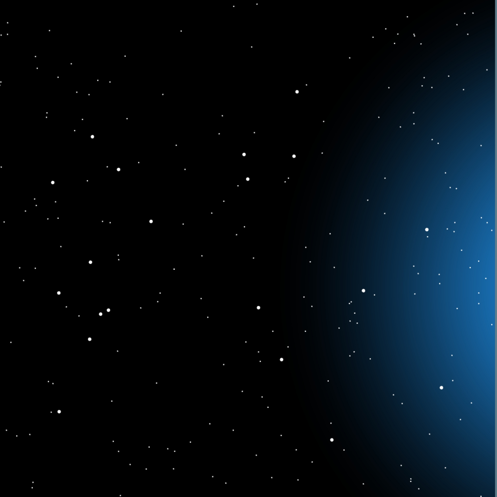 Night Sky Stars Background Psdgraphics - HD 1920×1920