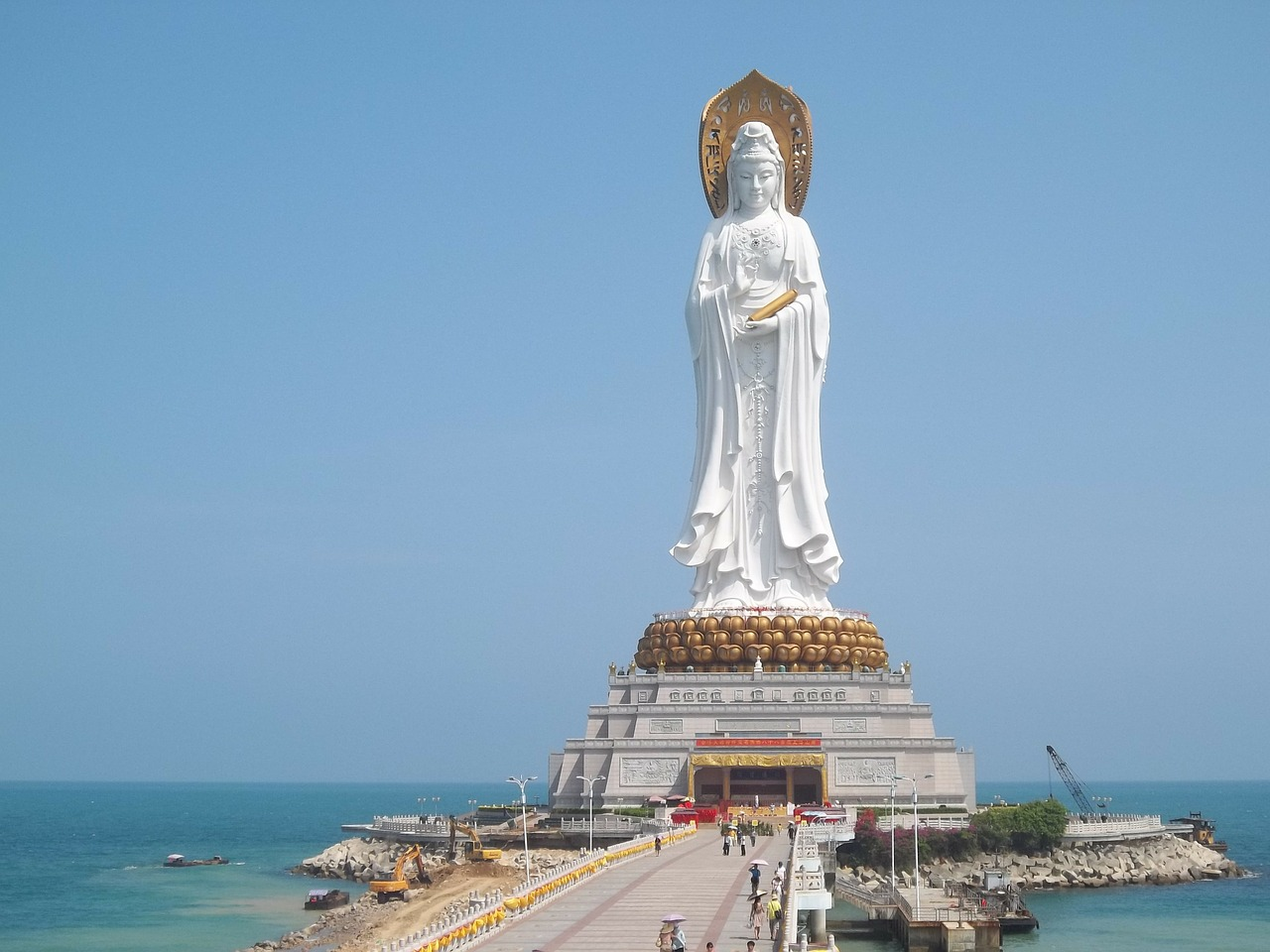 statue buddha religion free photo