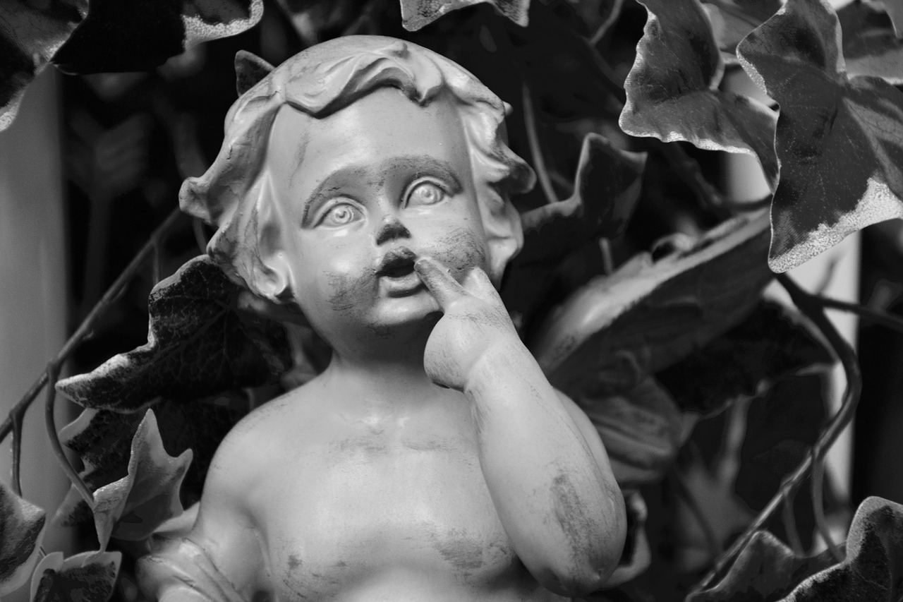 Statue angel,resin,decorative,decoration,angel resin - free ...