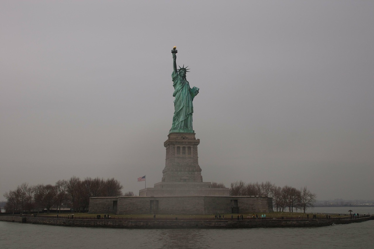 statue of liberty new york ny free picture