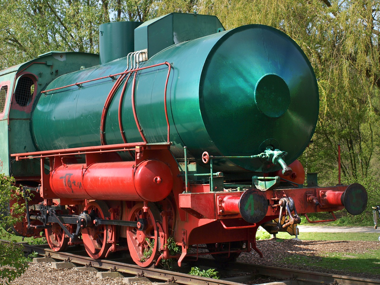 steam locomotive locomotive railway free photo
