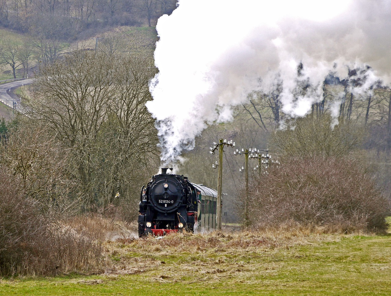 steam train steam locomotive special crossing free photo