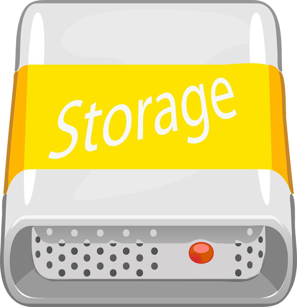 storage hardware external free photo