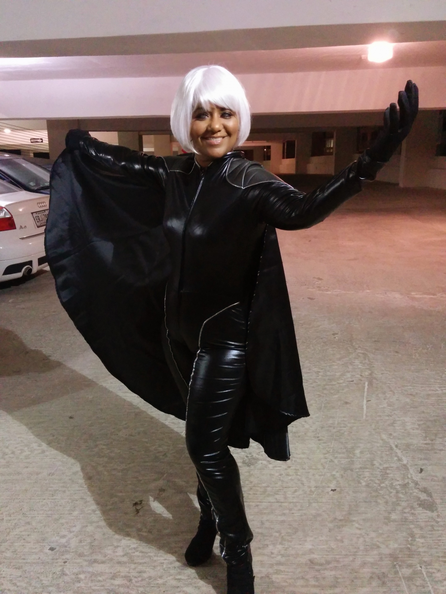 X Men Storm Halloween Cosplay Storm Free Image From