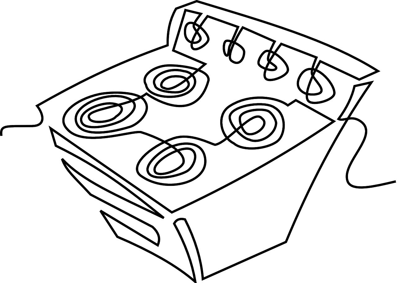 stove kitchen clipart free photo