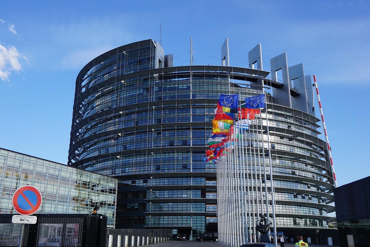 Strasbourg,european parliament,building,europe,eu - free image from  needpix.com