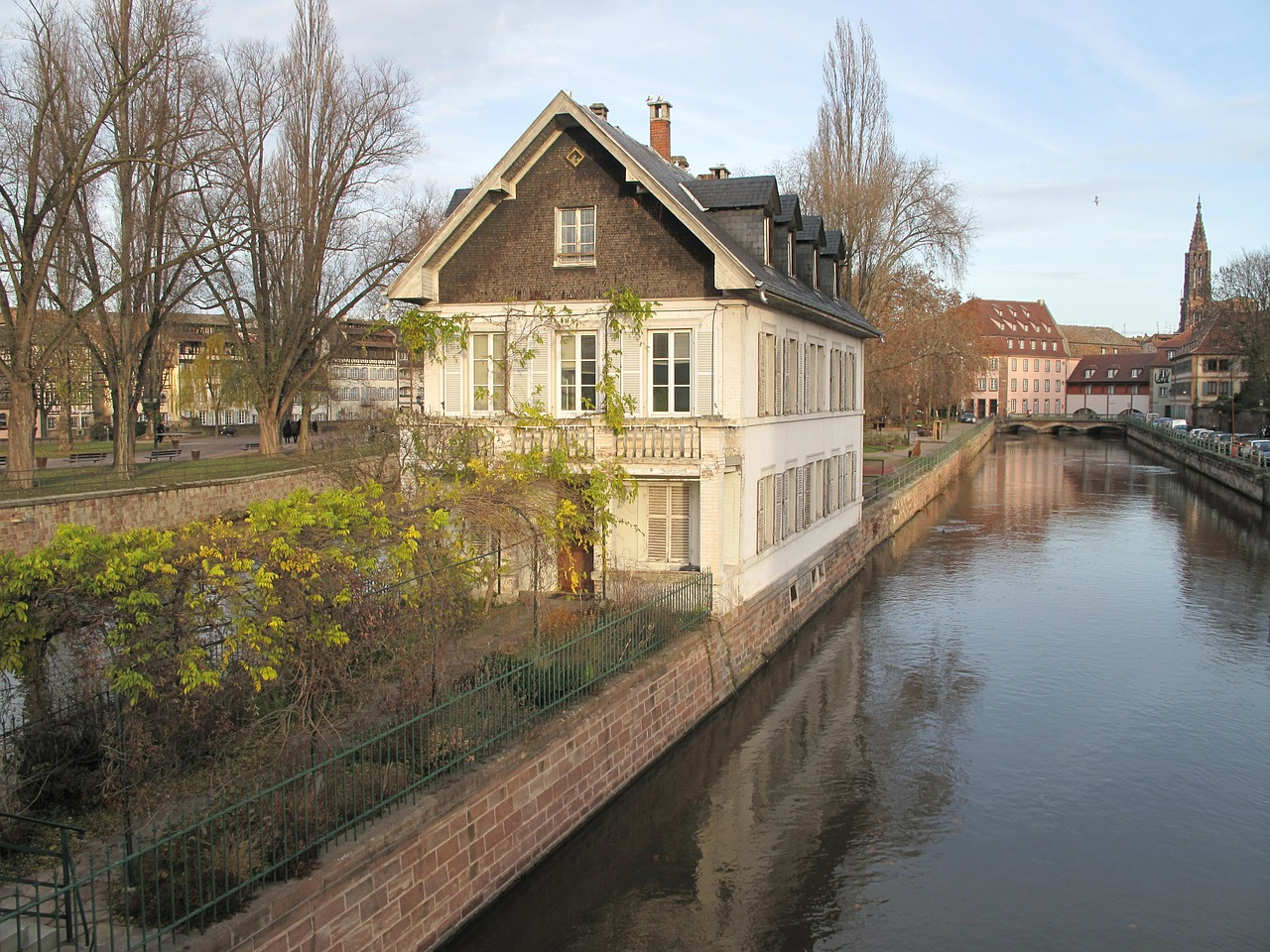 strasbourg home bas rhin free photo