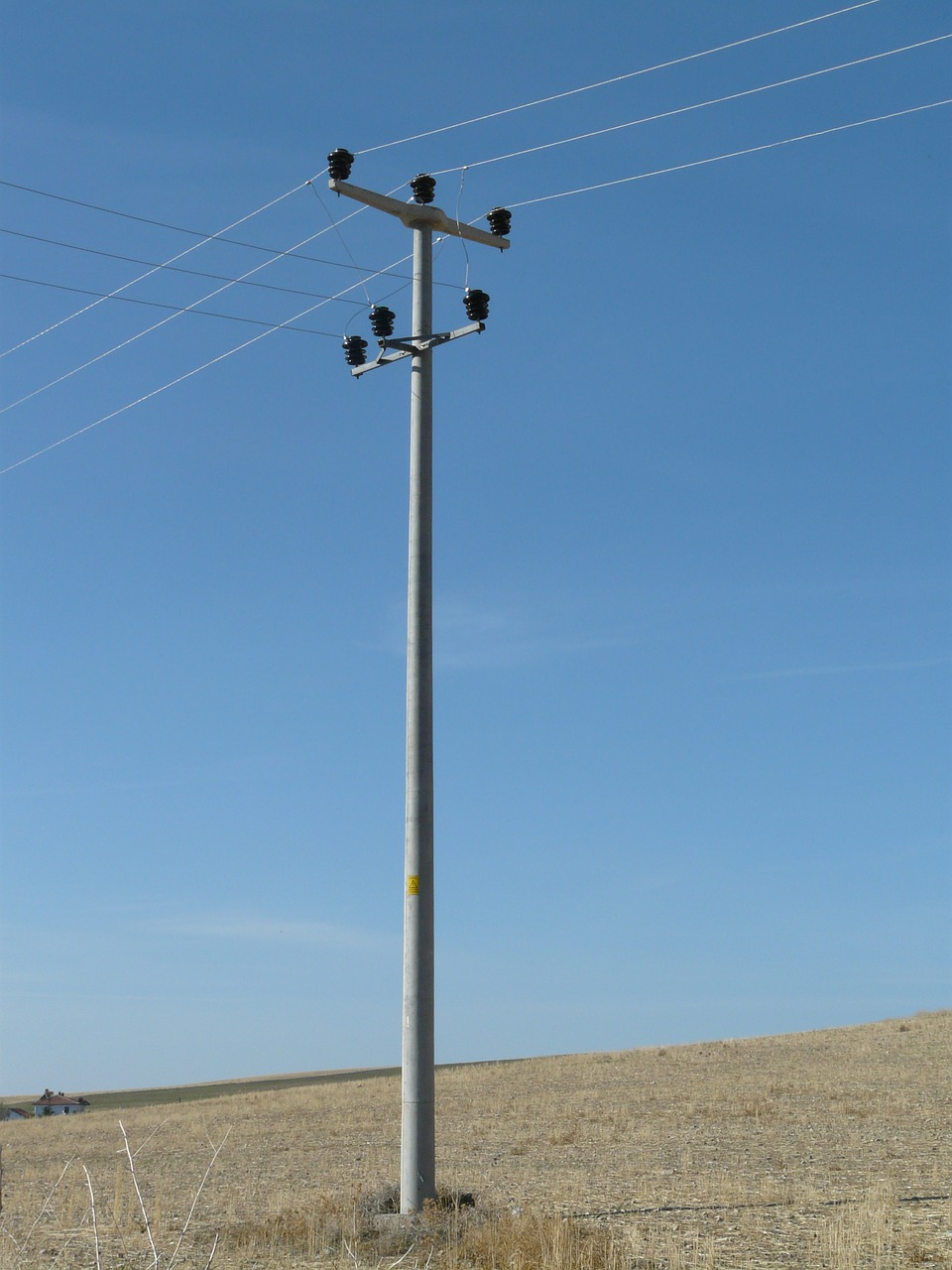 strommast electricity current free photo
