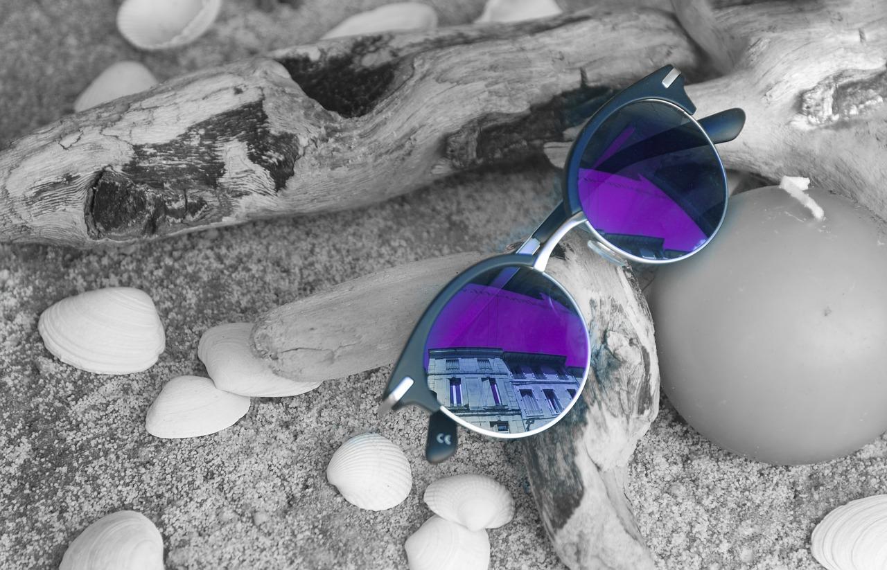 c1e026488ca7 Sunglasses Purple Reflection Free Picture