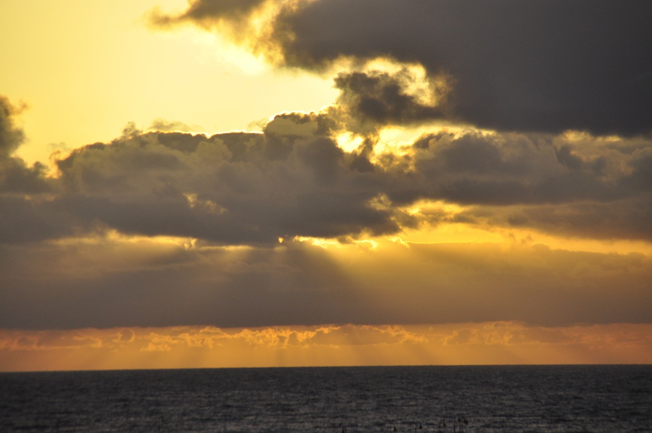 sunrise lanzarote free pictures free photo