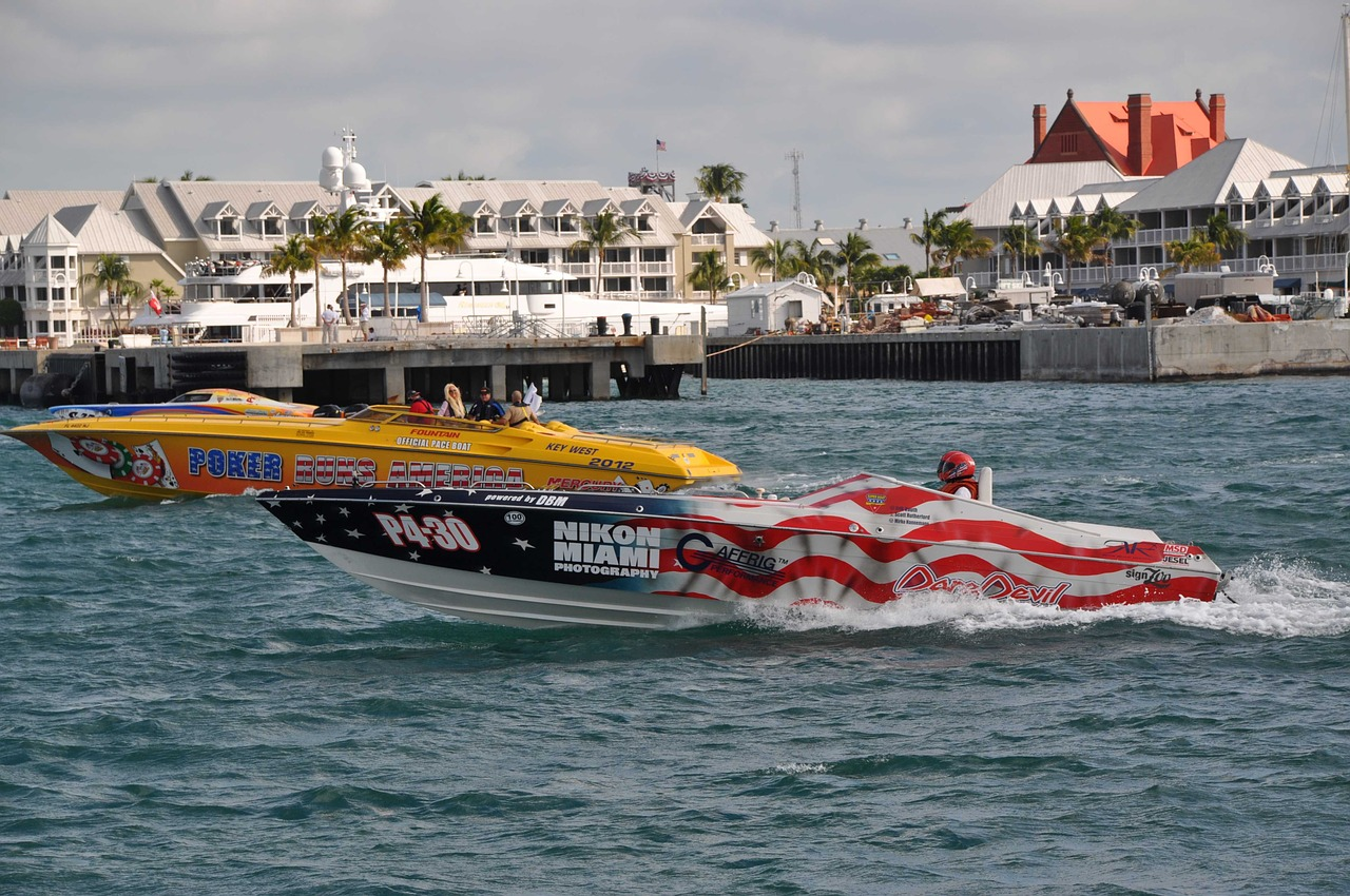 super boats key west races key west free photo
