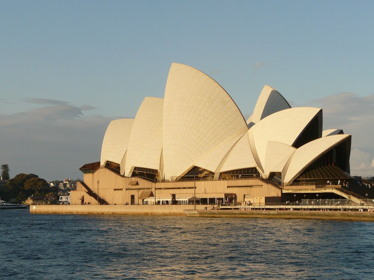 sydney opera shell free picture
