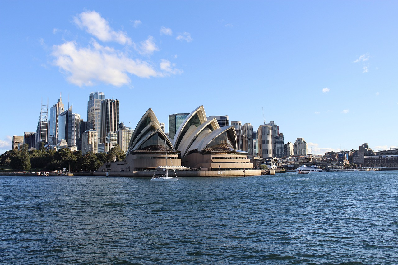sydney  australia  travel free photo