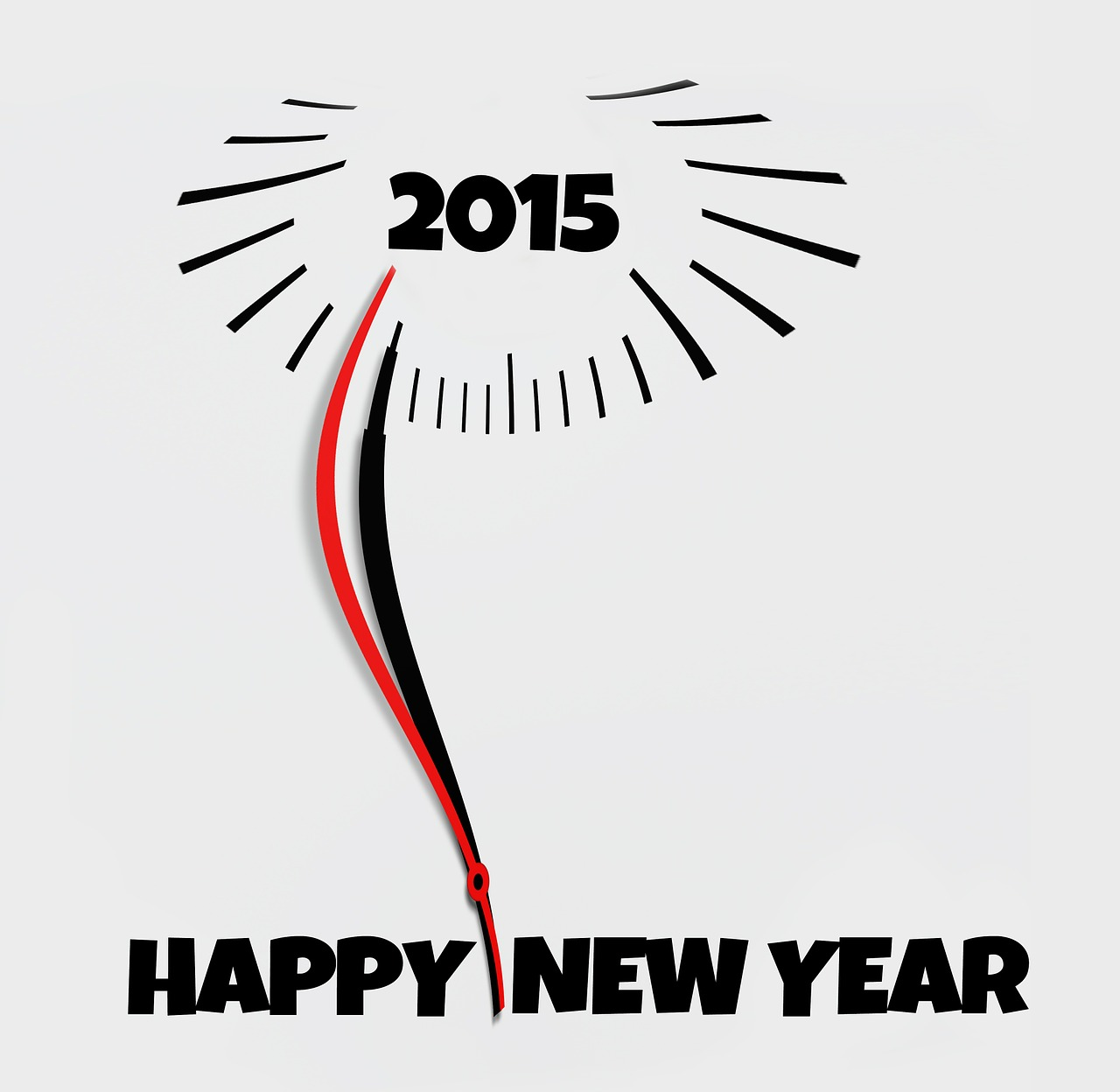 sylvester new year's day 2015 free photo