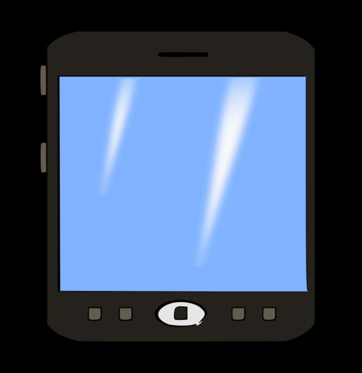 Mobile Per Pc.Tablėtė Telefonas Mobilus Technologija Pc Nemokamos