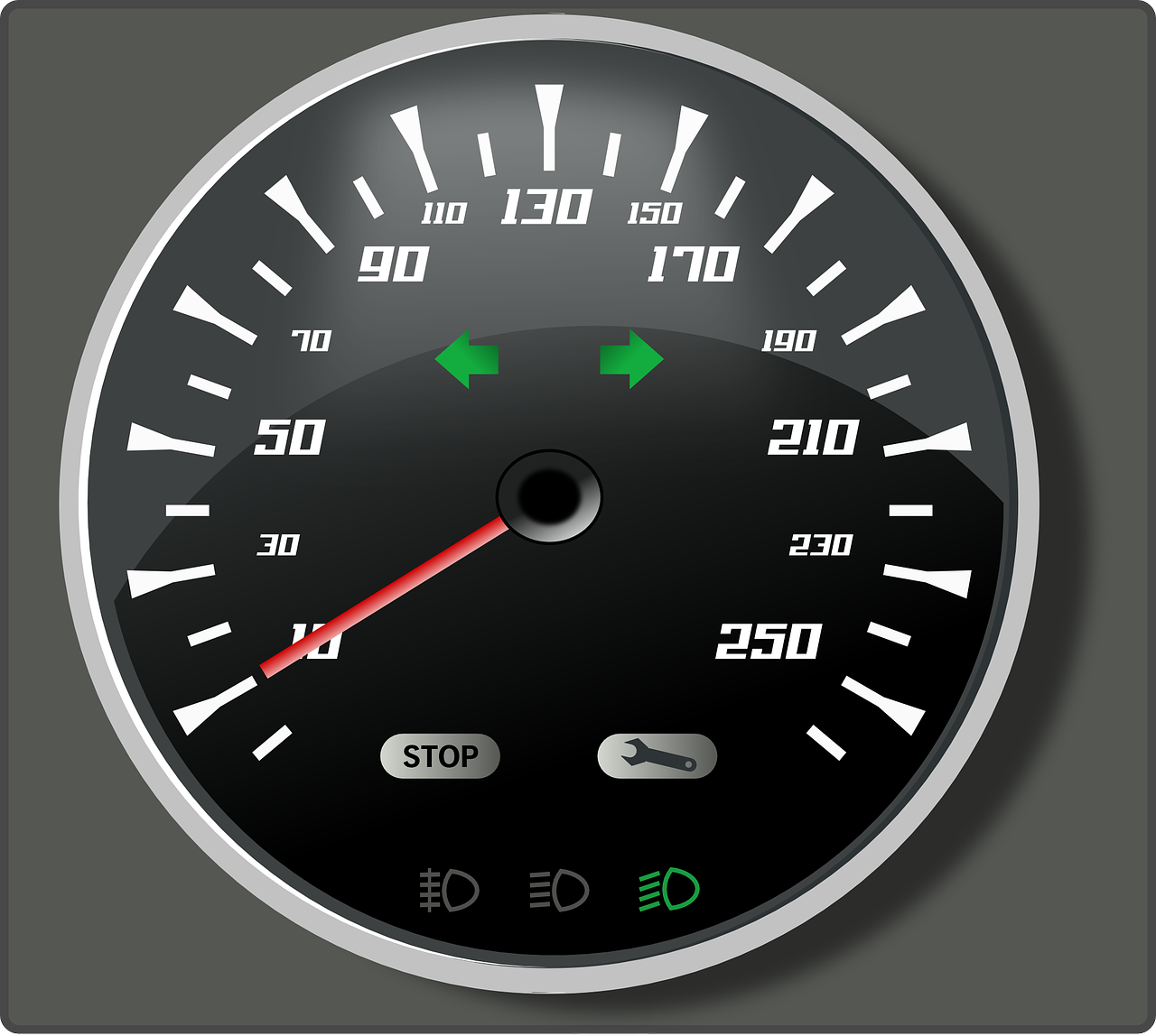 tachometer,gauge,hour,kilometers,miles,speed,speedometer,velocity,speedo,free vector graphics,free pictures, free photos, free images, royalty free, free illustrations, public domain