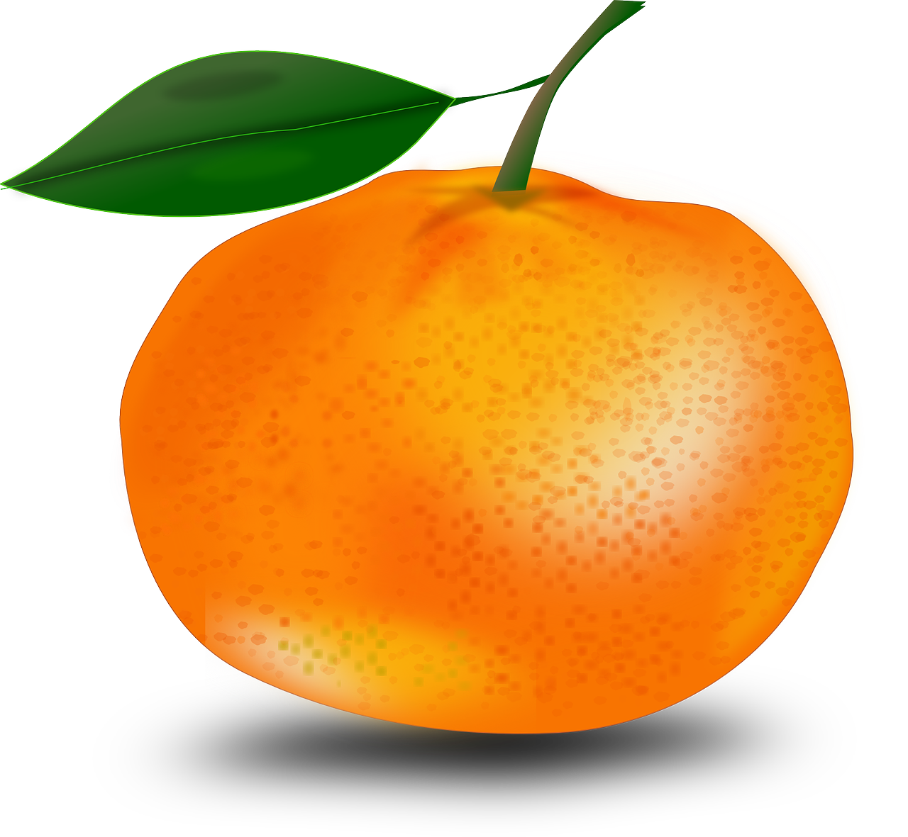 tangerine orange mandarin free photo