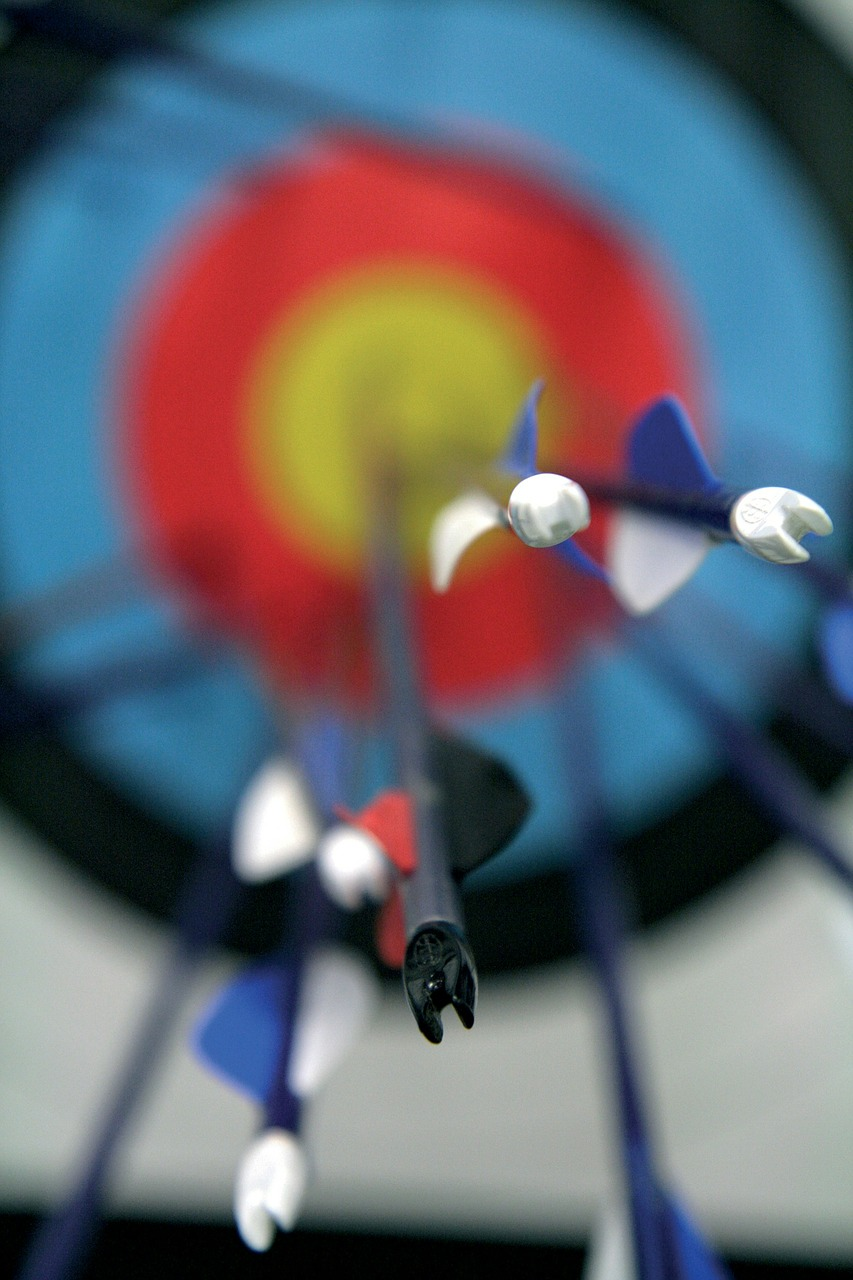 target arrow sport free photo