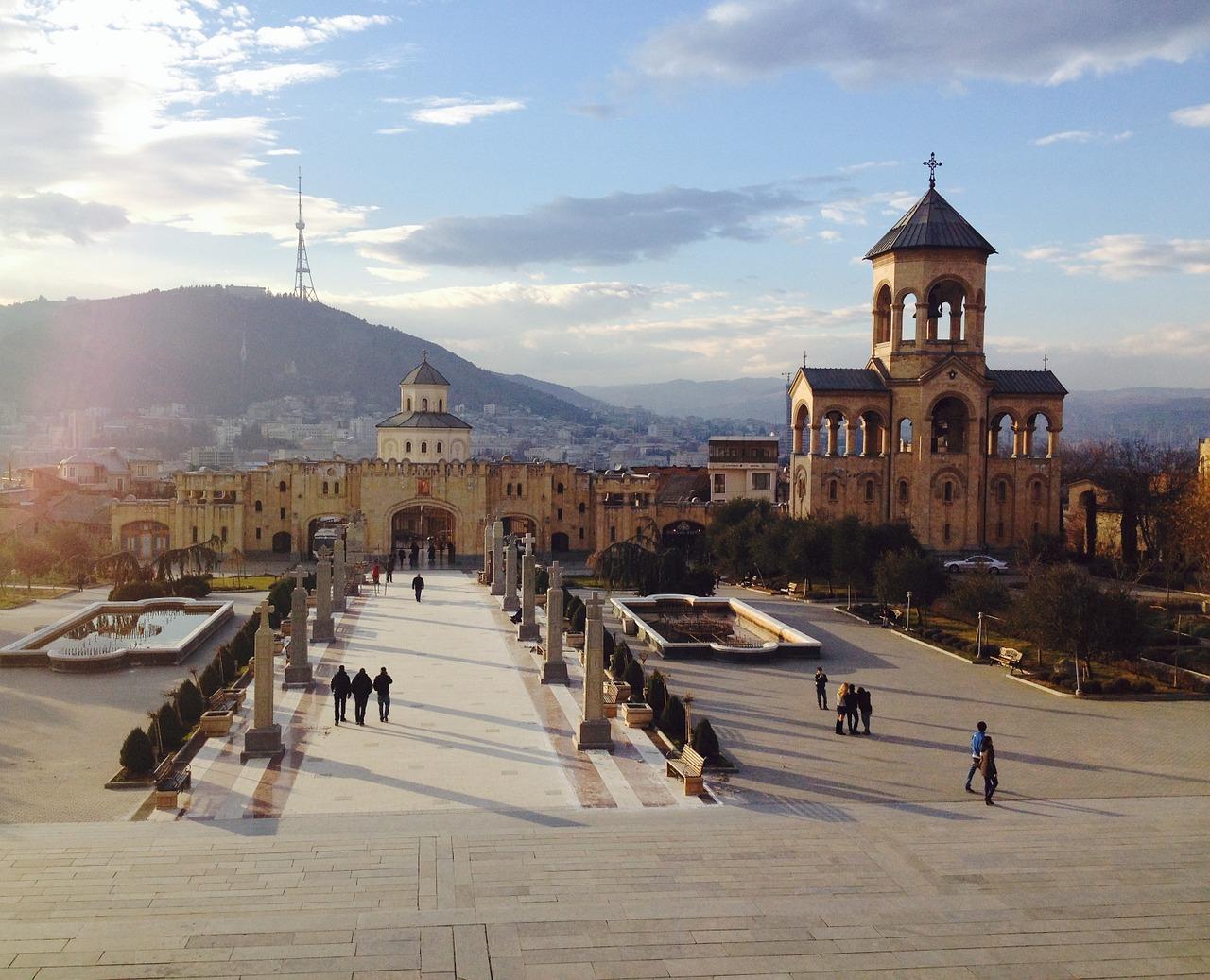 Tbilisi Georgia digital nomad
