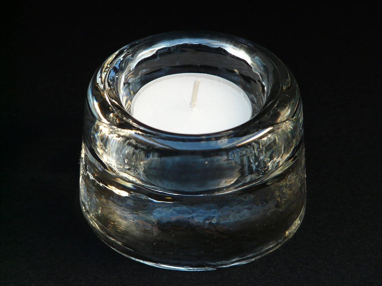 tealight candle burn free photo