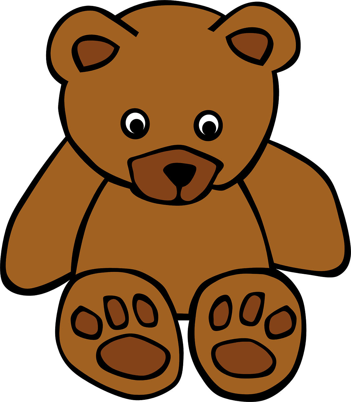 teddy bear teddy bear free photo