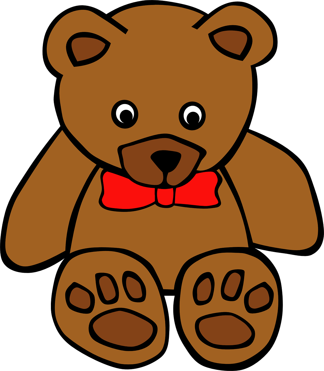 teddy bear toy soft free photo