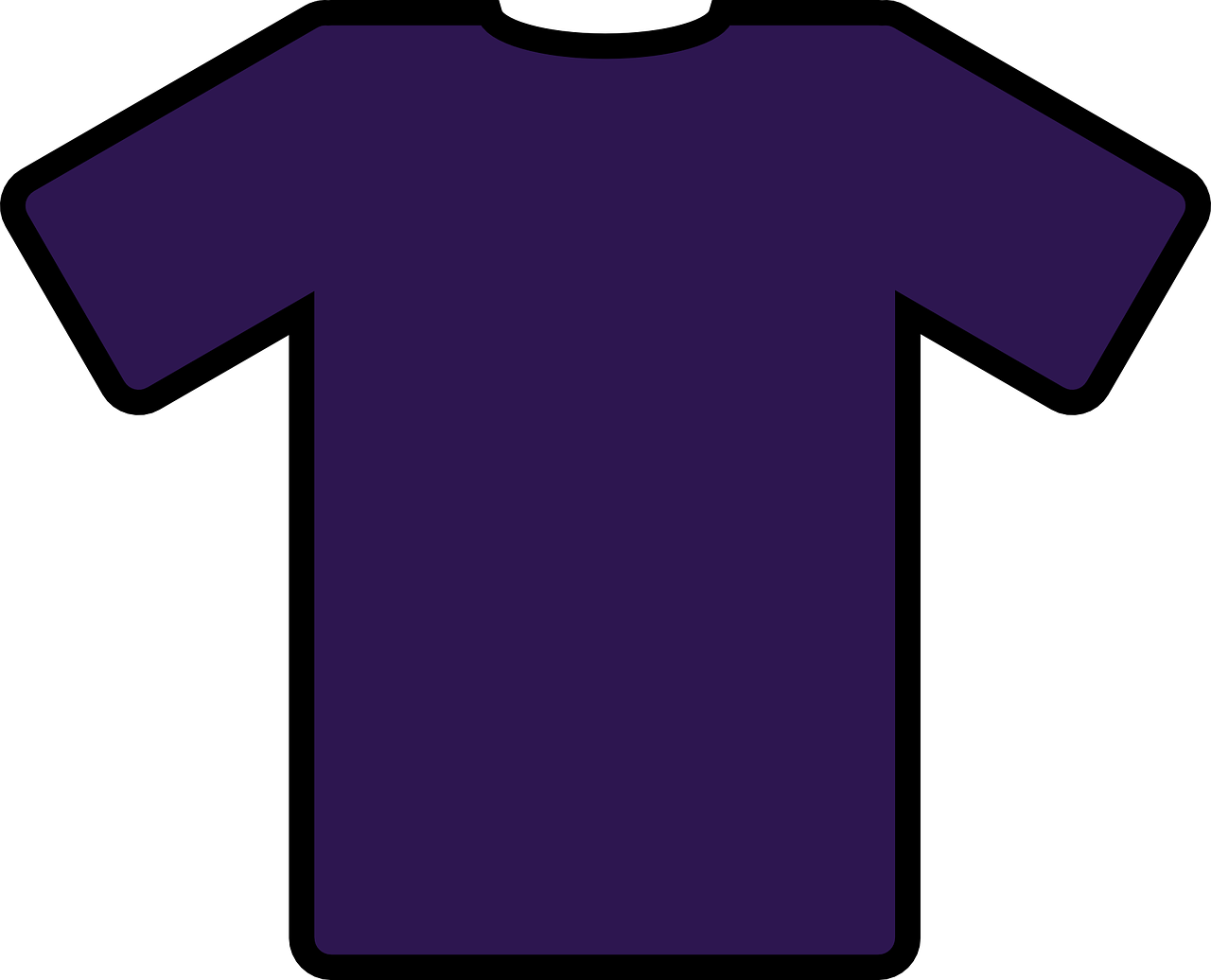 tee shirt purple free photo
