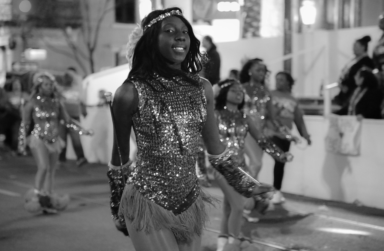 Regal dance party