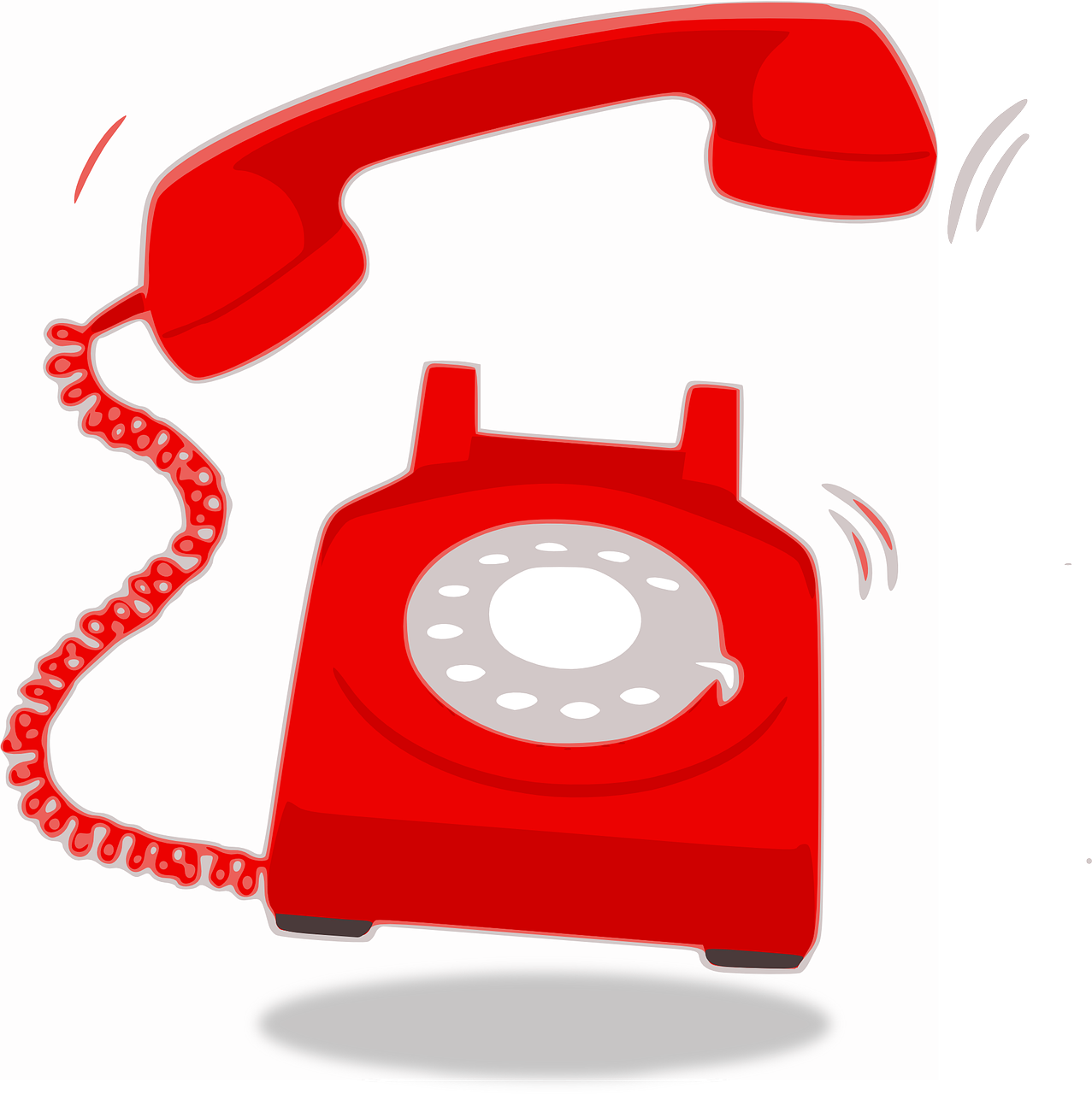 Telephone,phone,old,ringing,red - free image from needpix.com