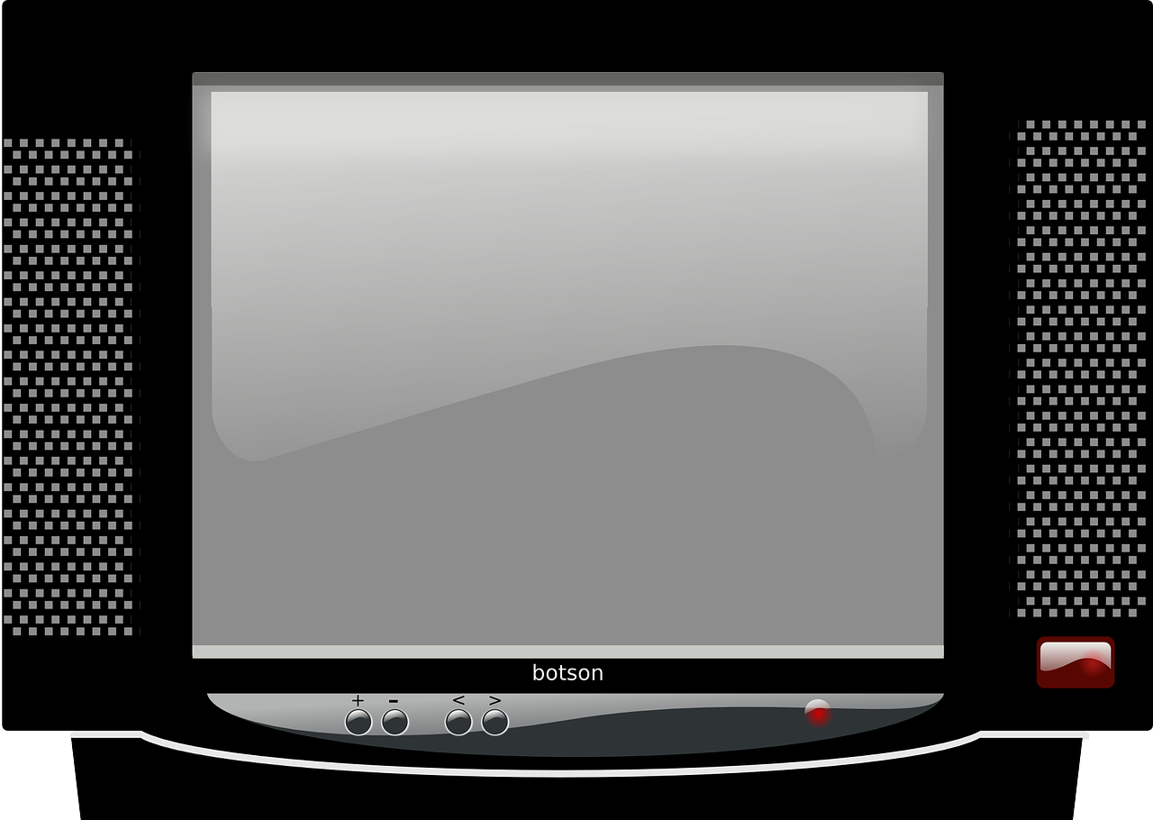 television tv crt free photo