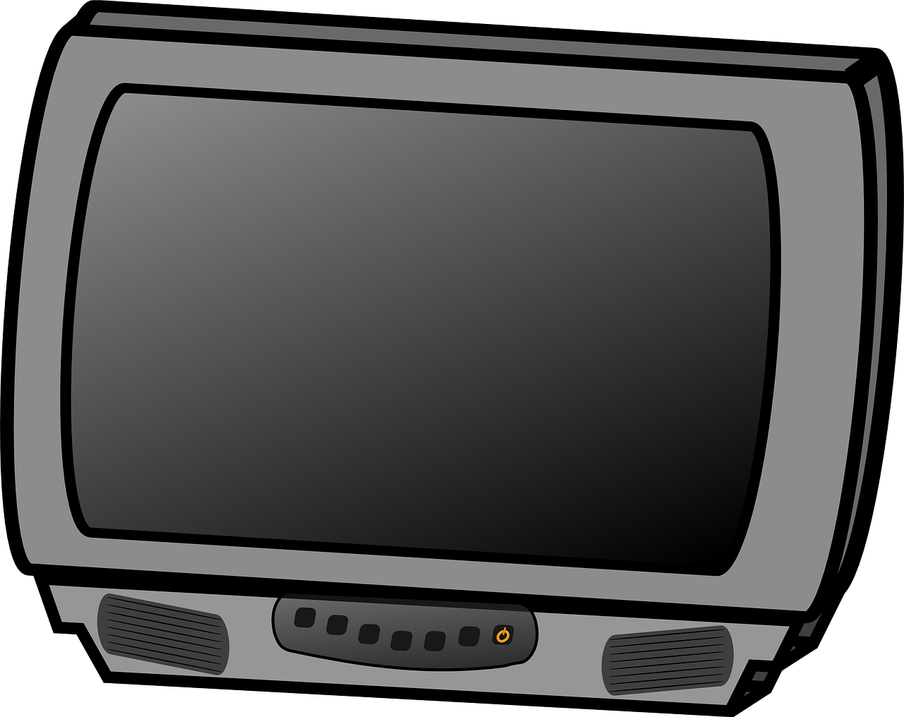 television tv small free photo