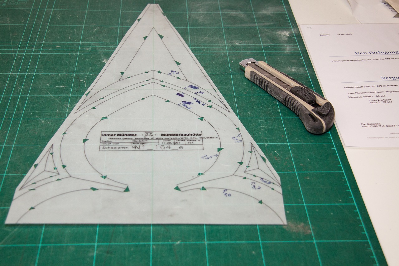 template cut out pattern cut contours free photo