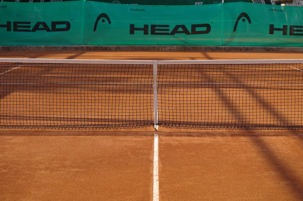 tennis clay clay court free photo