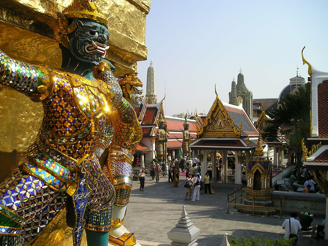 thailand bangkok temple free picture