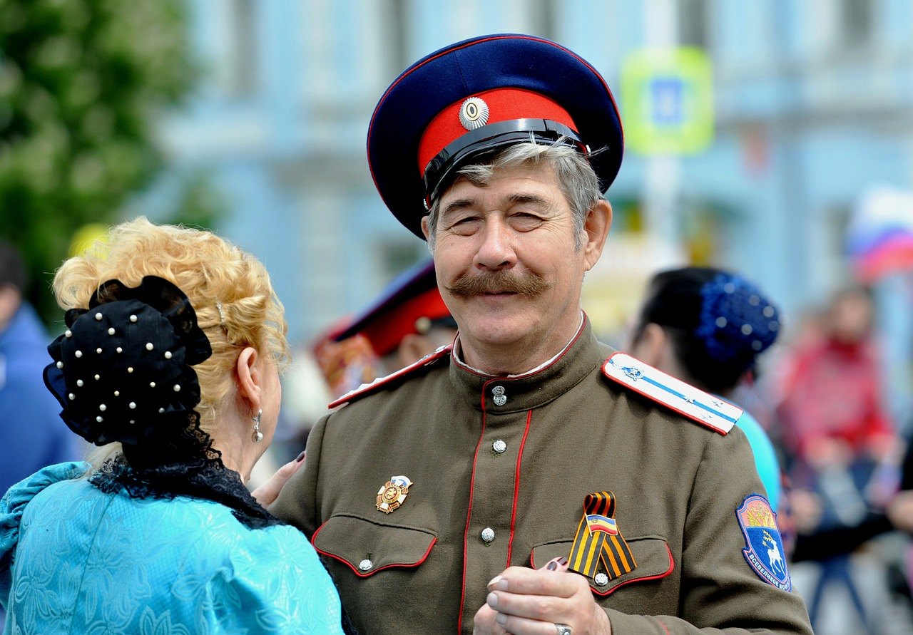the cossacks emotions holiday free photo