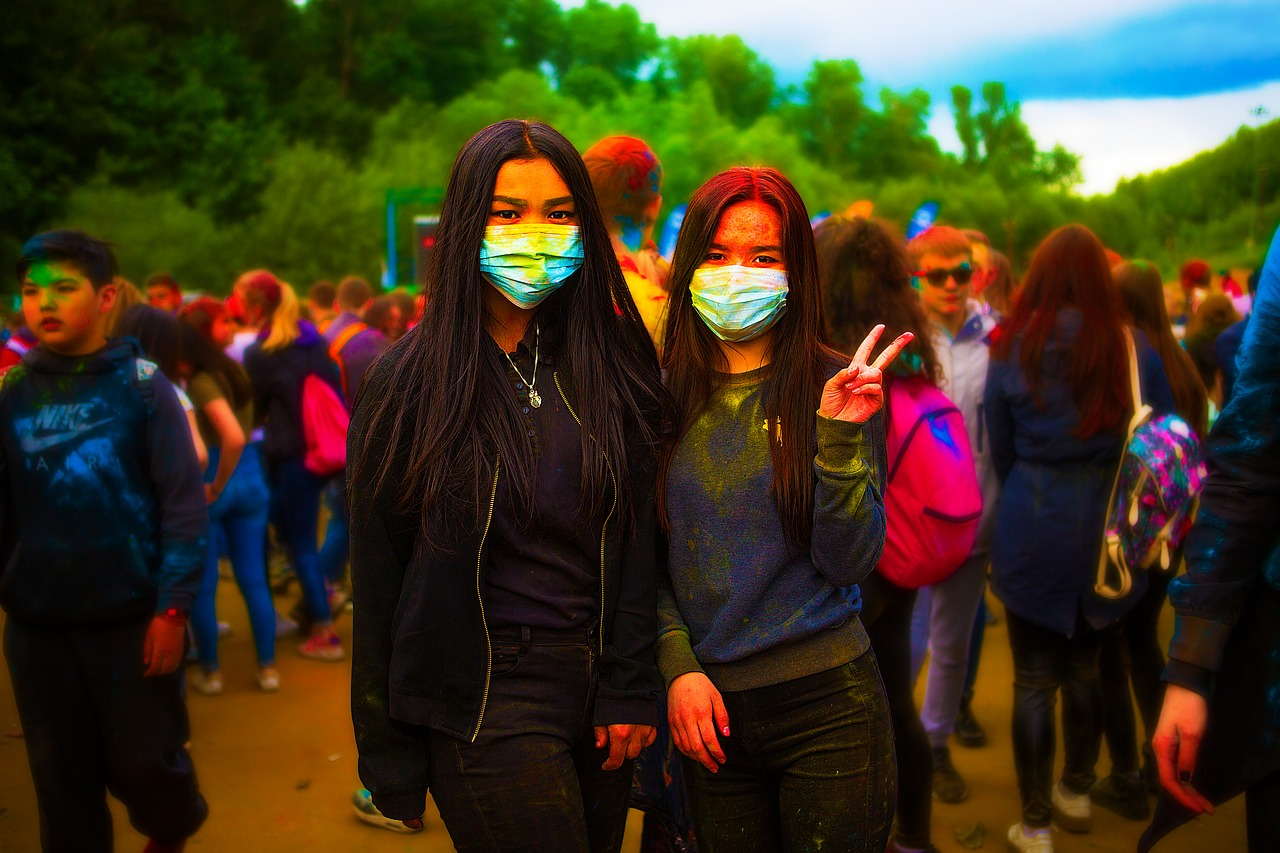 the festival of colors holly moscow free photo