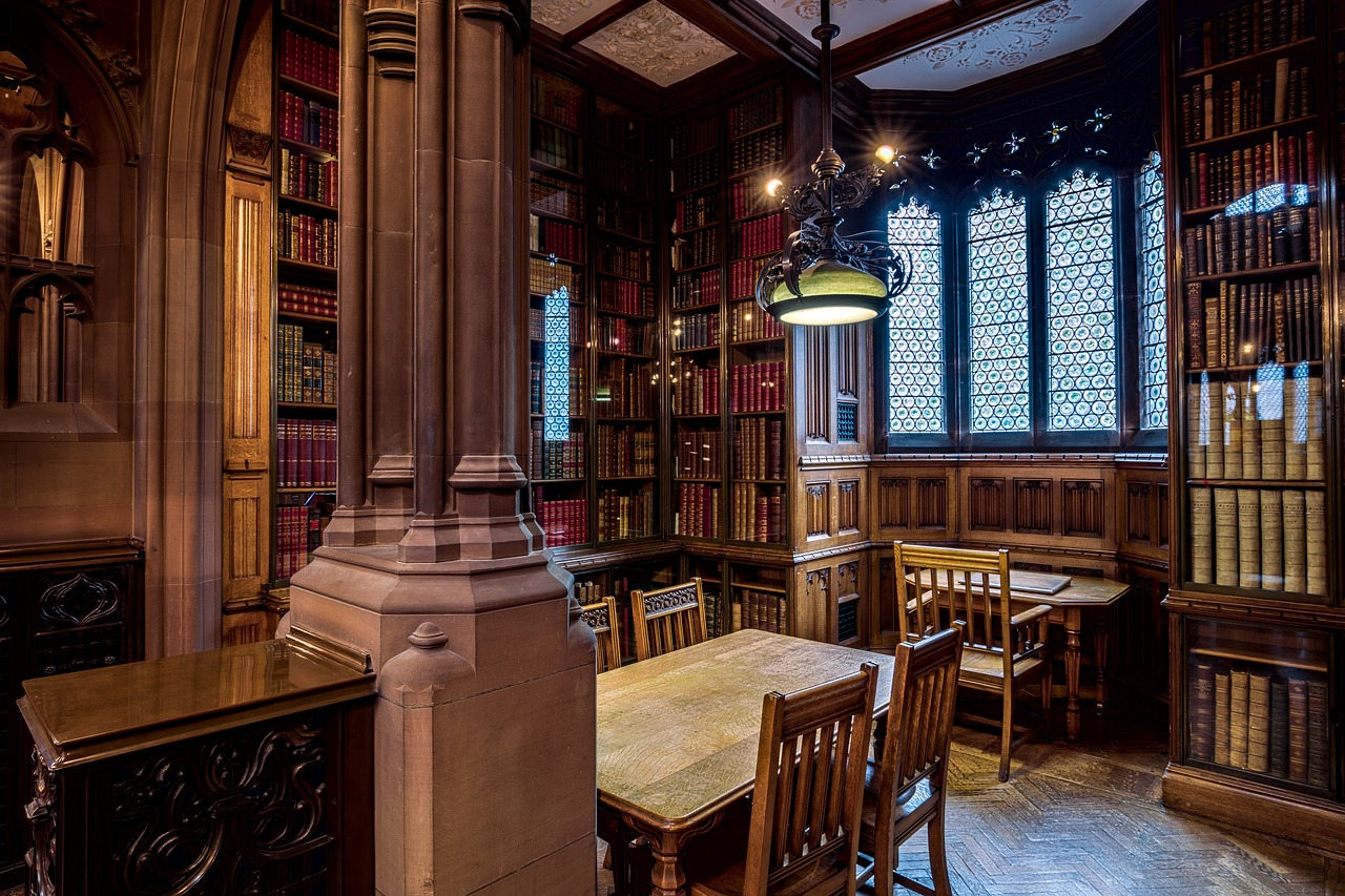 the john rylands library  john rylands library  manchester free photo