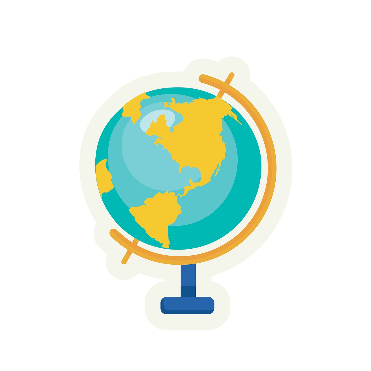 The World Orb Geographic Clip Art Clipart Free Photo From Needpix Com