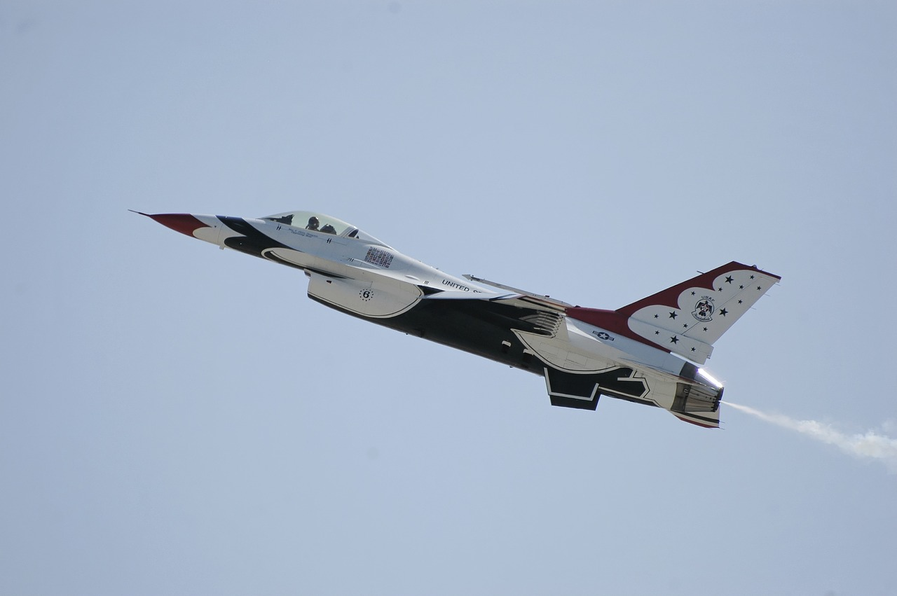 thunderbirds  airplane  plane free photo